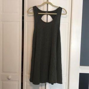 Aerie Open Back Dress